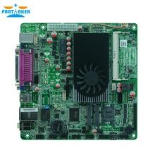 Celeron 1037u processor dual core 22nm processor industrial embedded MINI ITX motherboard ITX-M18-A6 with 8*USB/2*COM