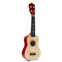 """12 Colores 21 """"Soprano Ukulele Tilo Acoustic Nylon 4 Cuerdas Ukelele Instrumento Musical de La Guitarra para principiantes o jugadores Básicos"""