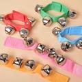 Rattle Baby Children Kids Funny Handbells Developmental Toy Bells New