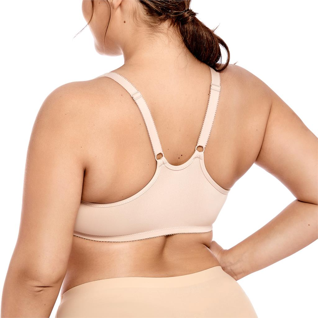 Image 2 - Delimira Women's New Full coverage Non Padded Seamless Underwire Racerback Front Close Bra-in Bras from Underwear & Sleepwears