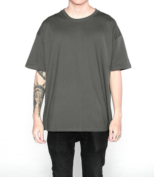 2017 New Fashion Top quality summer hiphop clothing extended oversized white t shirt men 100% cotton t-shirts hot selling 2