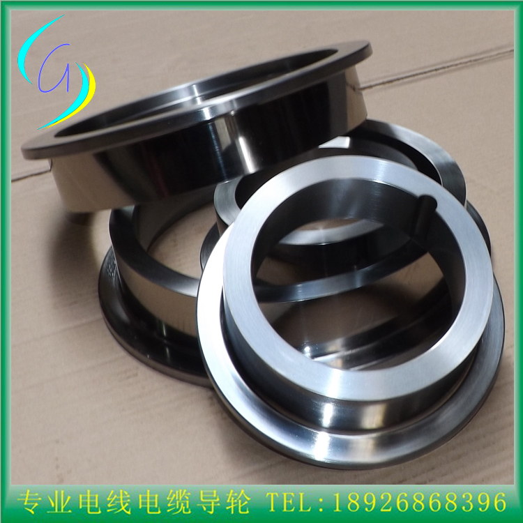 Steel Ring All Model Wire Drawing Machine Wire Drawing Parts Excellent Wear Resistance Steel Ring/Rim