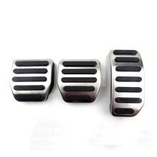 Комплект Педали для VOLVO S60 S80L XC60 S60L V60 V70 2008 2009 2010 2011 2012 2013 механическая коробка передач для левой руки