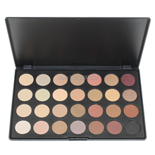 Professional 28 Color Eyeshadow Palette Earth Warm Shimmer Matte Beauty Makeup Set Smoky Eye-shadow