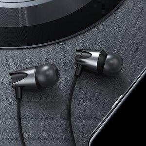 Image 2 - KUULAA Sport Kopfhörer In Ohr Kopfhörer Bass Wired Headset 3,5mm Jack Für iPhone 6 5 Xiaomi Samsung Huawei Telefon fone De ouvido