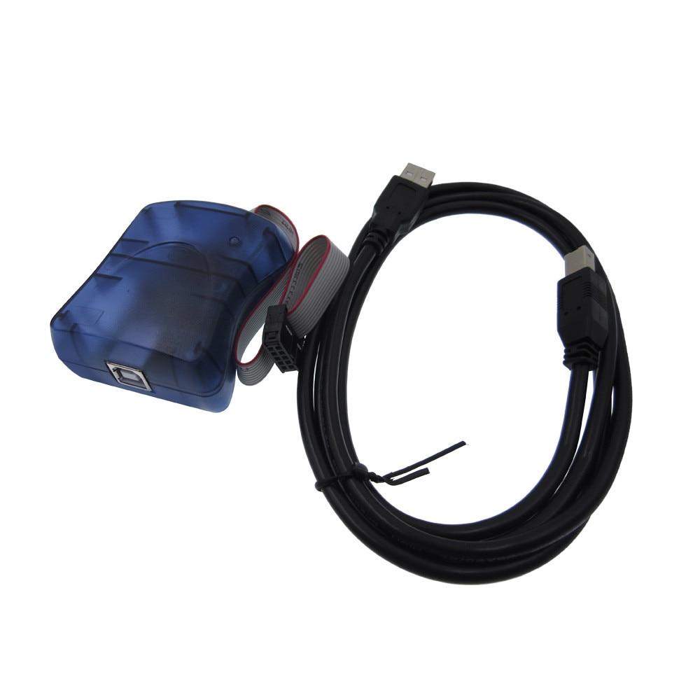 цены на Free shipping 1set  AVRISP STK500 AVR programmer USB Atmaga Attiny в интернет-магазинах
