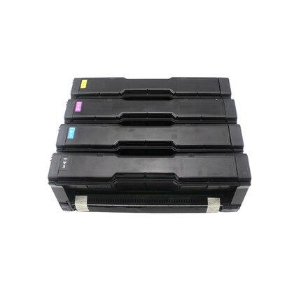 4PC SPC252 Color Printer Toner Cartridge Compatible for Ricoh SP C252 SPC252e C252SF C252DN Copier Toner Kit KCMY Toner Cartridges     - title=