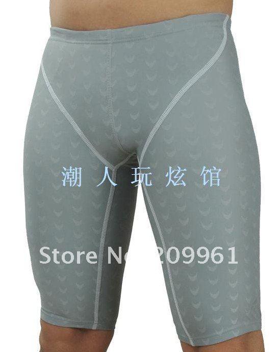 M to 5XL all size Pro professional shark skin sharkskin swim wear men - Sportswear and Accessories - Photo 3