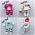 2016 ropa de bebé del invierno nuevo estilo de moda de alta calidad de ropa de bebé niño con carácter imprimir niños conjuntos de abrigo A010
