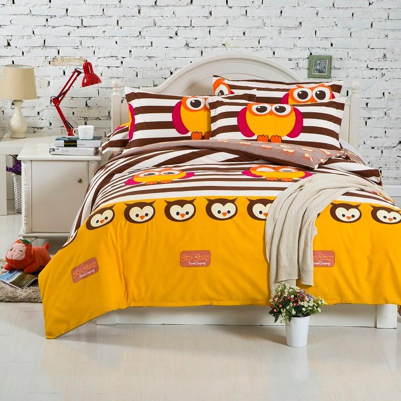 hibou housse de couette achetez des lots petit prix hibou housse de couette en provenance de. Black Bedroom Furniture Sets. Home Design Ideas