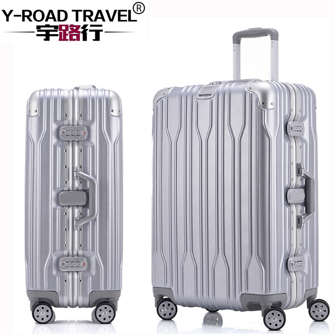 20'24'26'28 'alumiiniumraam Spinneriga pagasiruumi kaasaskantav - Reisikotid ja reisikohvrid