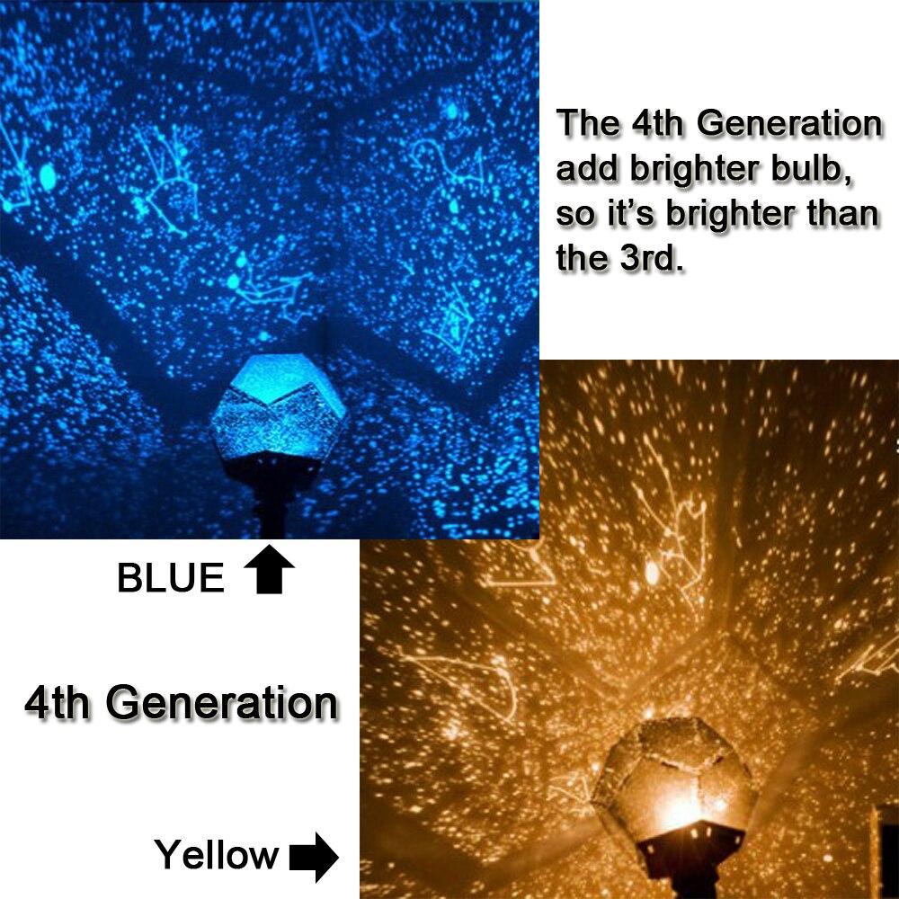 DIY LED Star Projector Star Master Starry Night Light Lamp ... for Diy Sleep Lamp  146hul