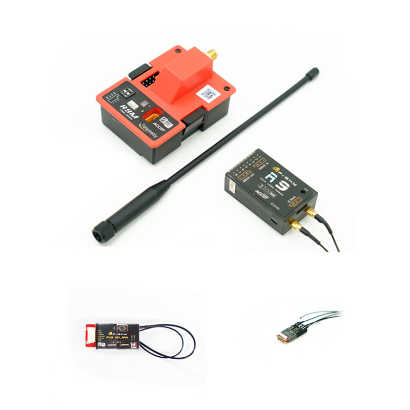 Frsky R9M Telemetry Transmitter Module w R9 Receiver R9 SLIM R9 SLIM+ Mini Receiver Long Range System Frequency of 900MHz Module frsky dht 8ch diy compatible telemetry transmitter module