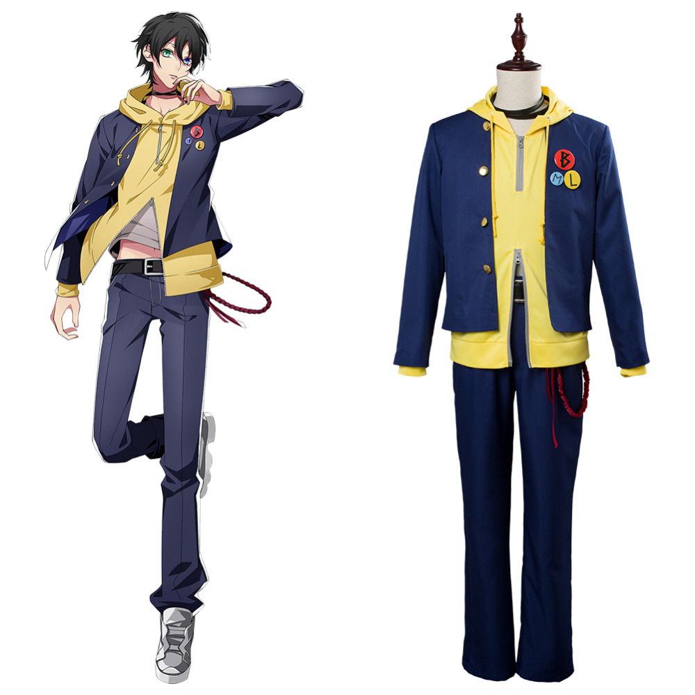 DRB Division Rap Battle Buster Saburo Yamada Cosplay Costumes Dress Suit Doujin Outfit Halloween Carnival Full Set All Size