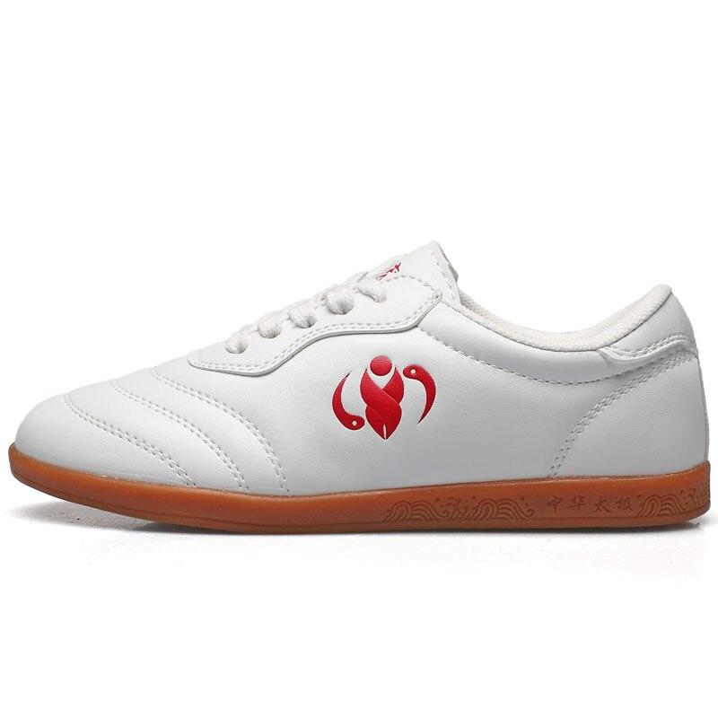 Тай-Чи Обувь женщина Dichotomanthes ушу Обувь из мягкой кожи одежда tthan гриль Крокет кунг-фу тай-чи спортивные Обувь