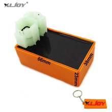 6 Pin AC Ignition CDI Box For CRF 230 230F 2003 2004 2005 2006 2007 2008 2009 2010 2012 Dirt Pit Bike MX Motocross Motorcycle