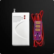 433 MHz Detector de Intrusión de Agua del sensor de fuga de Agua Inalámbrico Para Sistema de Alarma GSM Seguridad Para el Hogar Kerui Voz de Alarma Antirrobo Inteligente