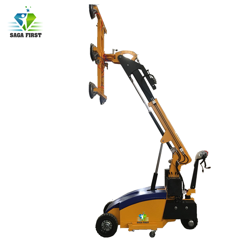 Electric Moving Glass Metal Plate Vacuum Lifter
