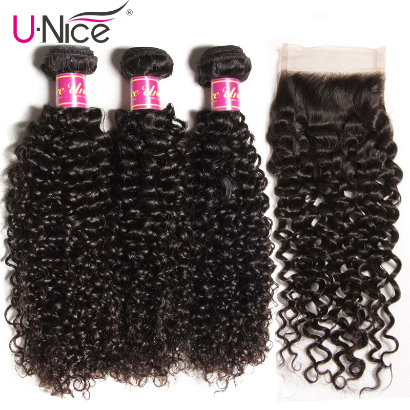 HOT SALE] Beauty Forever 4 Bundles Malaysian Curly Human