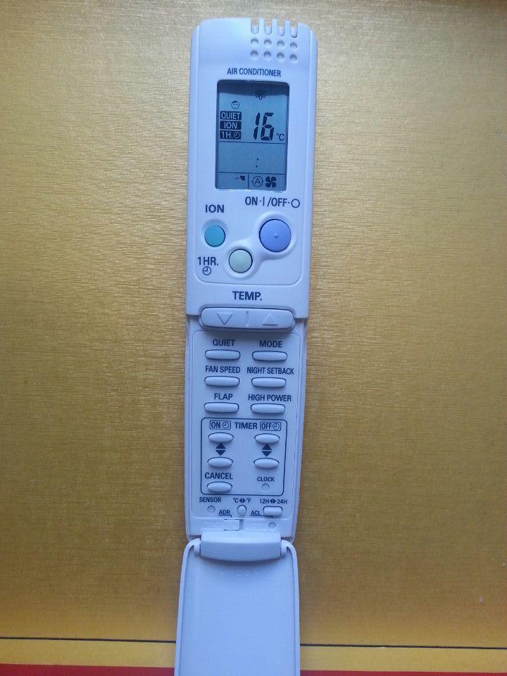 Achetez en gros sanyo climatiseur t l commande en ligne des grossistes sanyo climatiseur - Telecommande climatiseur universel ...