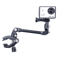 Go Pro Accessories Jam Camera Adjustable Music Mount Clip Clamp Bracket For Gopro Hero5 4 3