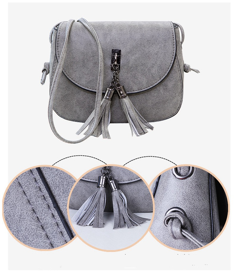Explosion promotion in 2019, low price one day snapped up, Handbags, Fashion Shoulder Bags Black one size 24