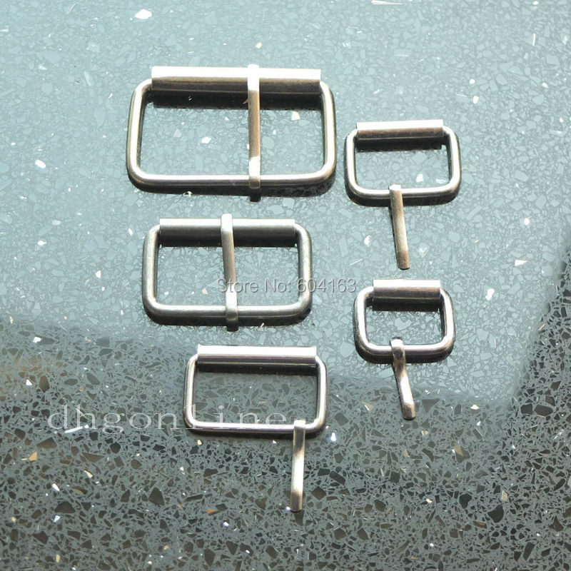10 Pcs Single Prong Roller Buckles 3/4\