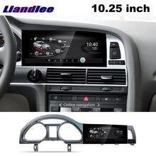 Liandlee Car Multimedia Player NAVI For Audi Q7 4L V12 2005~2015 Car System Radio Stereo CarPlay Adapter GPS Screen Navigation
