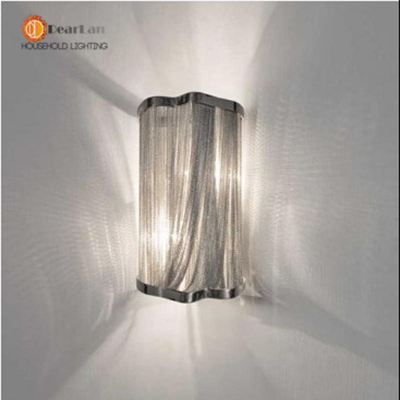 Online get cheap lámpara de pared de diseño ...