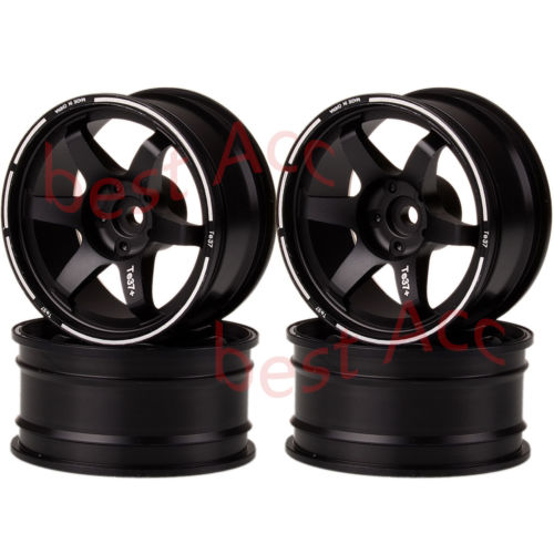 Image 2 - Traxxas HPI HSP 4P Aluminum 9MM Offset Wheel Rim 1072 For RC 1/10 On Road Drift-in Parts & Accessories from Toys & Hobbies