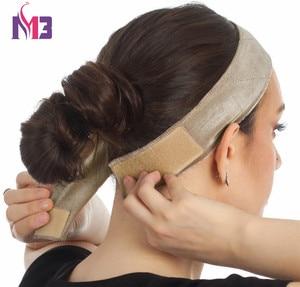 Image 3 - 12 ชิ้น/ล็อตขายส่งแฟชั่นผู้หญิงวิกผมกำมะหยี่ Grip Headband ปรับได้หัวผมวงดนตรีหญิงโยคะกีฬาเหงื่อวง Headband