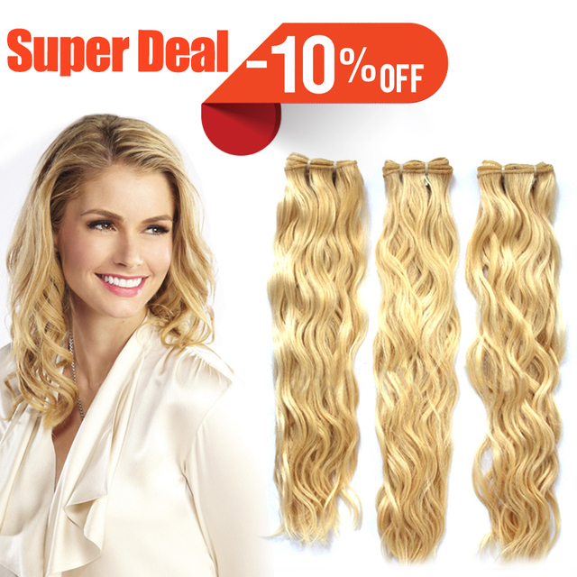 Natural Curly Hair Extensions Blonde Picture Gallery