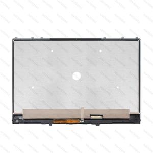 Image 5 - 13.3 LCD dokunmatik ekran digitizer Için LCD Meclisi Lenovo Yoga 730 13 P/N 5D10Q89746 5D10Q40010 5D10Q89743
