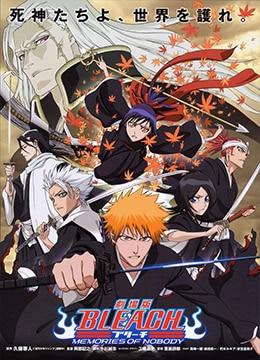 《死神剧场版:无人的回忆》2006年日本动画,动作,冒险动漫在线观看