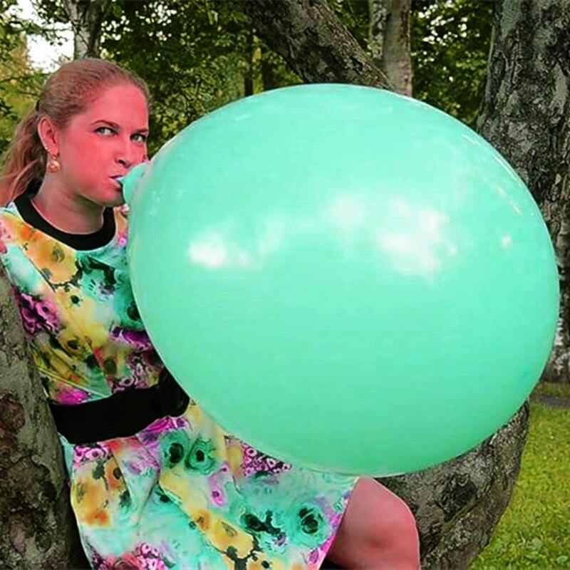 36 Pouces Ballon Ballon Hélium Inflable Big Ballons Pour Latex Bachelor Party Ballon Décor enfants ballon ballon d'hélium ballons
