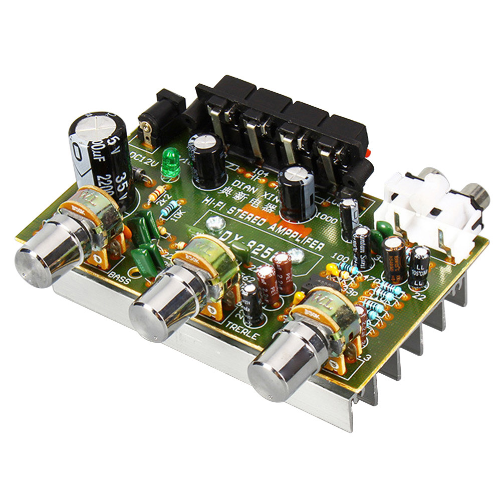 AIYIMA 30W + 30W 12V Áudio Do Carro Amplificador de 2.0 Canais Estéreo Mini Amplificador Digital Board Para Carro computador Falante AMP