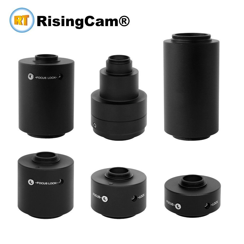 Professional microscope camera C mount adapter for Olympus Microscope