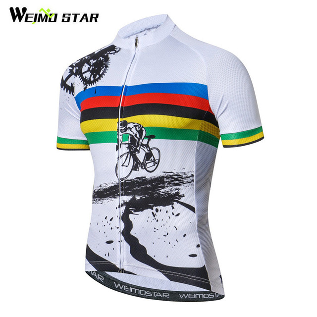 cce263863 Weimostar 2018 Bike Jersey Pro Team Race Cycling Jersey Shirt Ropa Ciclismo  Summer MTB Bicycle Cycling Clothing Maillot Ciclismo