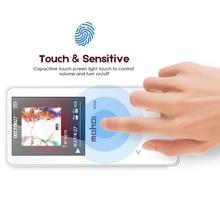 FLAC APE Decoder Professional MP3 Music HiFi Player Recorder Mini Walkman Audio Radio Speler Colorfly Earphone Touch Key 8G