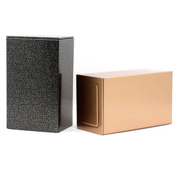 Xin Jia Yi opakowanie blaszane pudełko kształt prostokąta w nowym stylu z nadrukiem czarny złoty kolor puszki metalowe dla dostawcy kawy