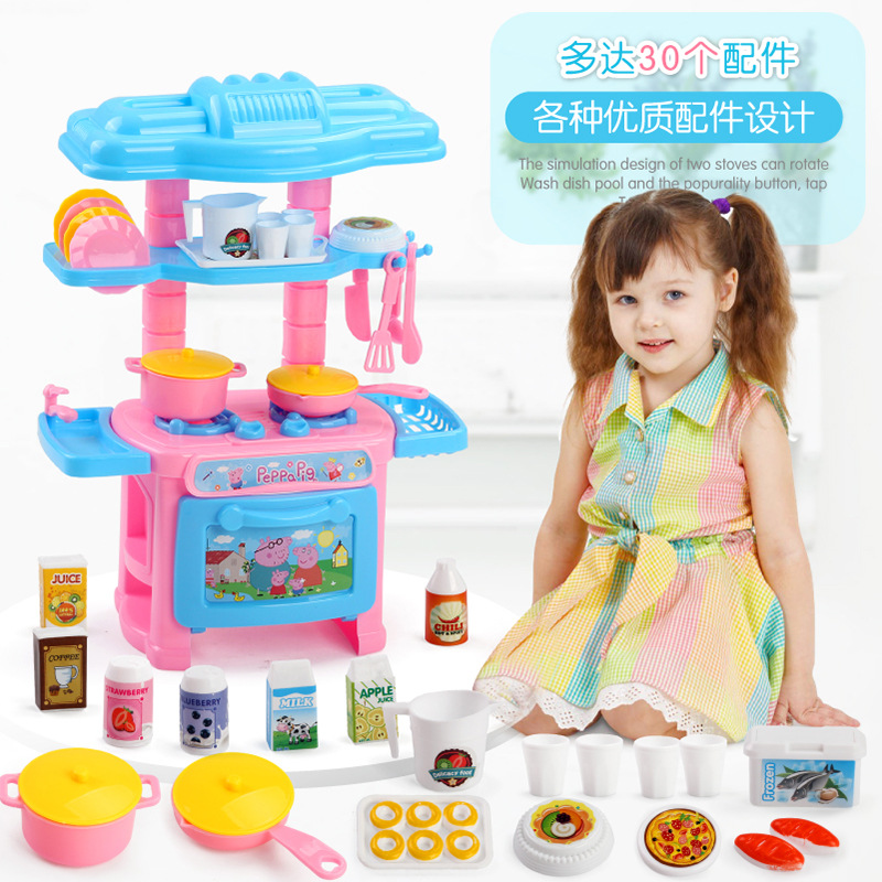 buy cheap kids kitchen toys pretend play cooking tableware s