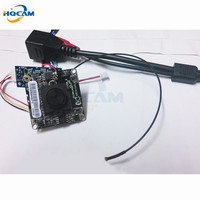 720P Logic Board Size Is 38x38mm For Wifi Ip Camera 3 7mm Lens