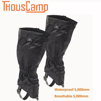 1Pair High Quality Women Waterproof Breathable Outdoor Hiking Walking Climbing Hunting Snow Legging Gaiters