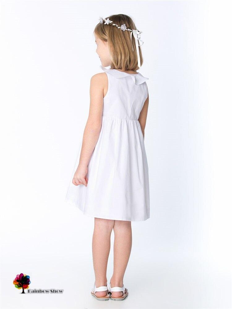 Mandy kívánság vadonatúj minőségi nyári lányos ruha, ujjatlan - Gyermekruházat - Fénykép 4