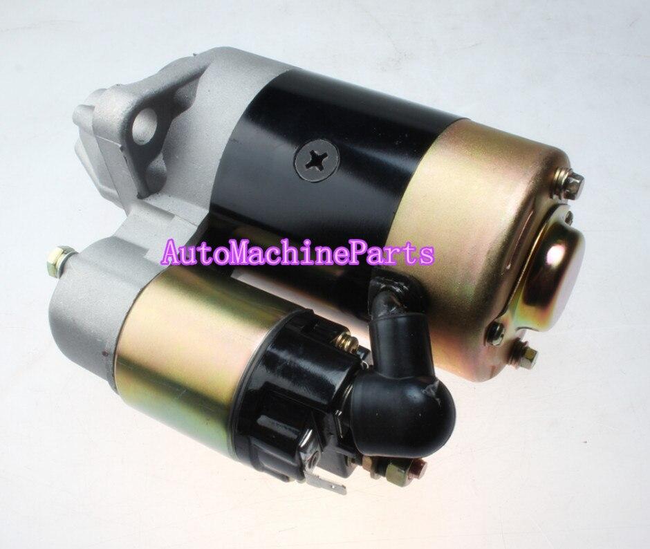 Démarreur pour pièces de générateur Diesel Kipor KM186F KM178F KM186FA KM170
