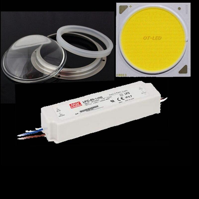 Original Cree COB CXB3590 CXB 3590 led grow light 3000K/3500K/5000K CD Bin 80 CRI 36V cob led grow light for medical plants