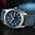 Readeel Relojes Para Hombre de Primeras Marcas de Lujo Del Deporte Militar Correa de Lona de Los Hombres Hombre Reloj relojes de Pulsera Del Relogio masculino Relojes Hombre