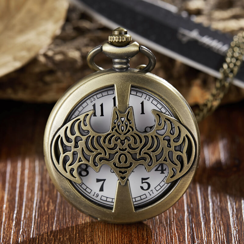 hollow pocket watch chains