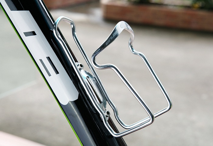 Bicycle Bike Water Bottle Holders Adjustable Colorful Cage With Aluminum Alloy