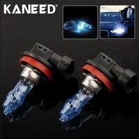 HOD H11 галогенная лампа супербелый Автомобильный фар лампа 12 V 100 W 6000 K 2400LM цена для пары автоматический доступ